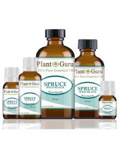 Wild Black Spruce Essential Oil