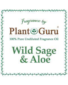 Wild Sage & Aloe Type Fragrance Oil