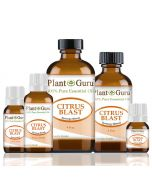 Citrus Blast Synergy Essential Oil Blend