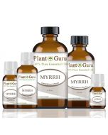 Myrrh Essential Oil (Somalia)