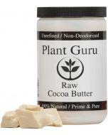 Raw Cocoa Butter Pure Unrefined  (Chunky) Food Grade