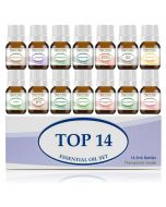 Essential Oil Variety Set- 14 Pack 5 ml