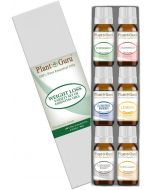 ★Weight loss set★ Essential Oil Variety Set - 6 Pack
