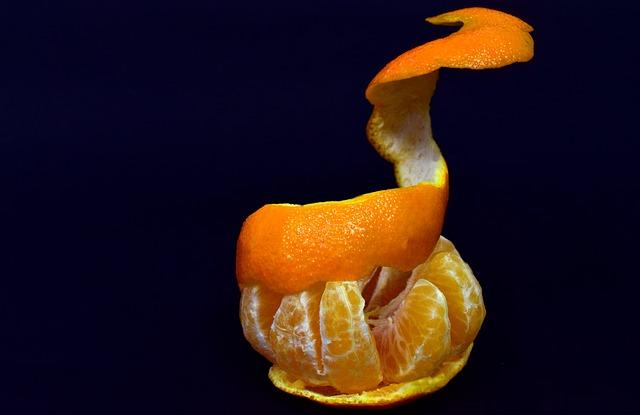 Clementine Peels