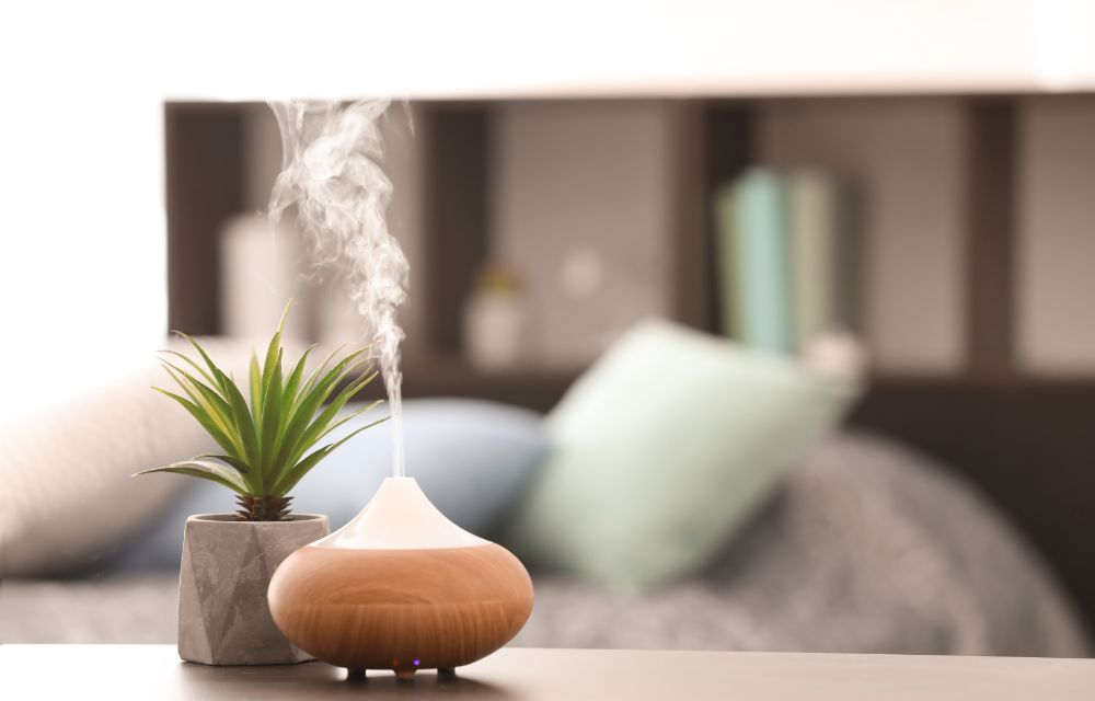 Has COVID-19 Got You Feeling Down? Try Aromatherapy!