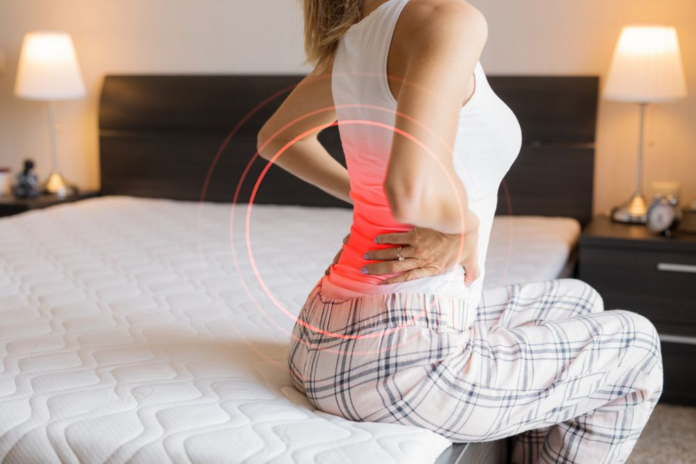 How Essential Oils Can Relieve Back Pain
