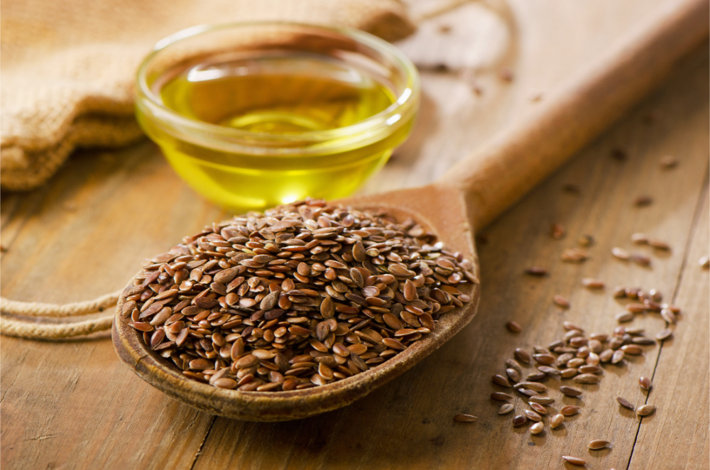 Ingredient Spotlight: Flax Seeds
