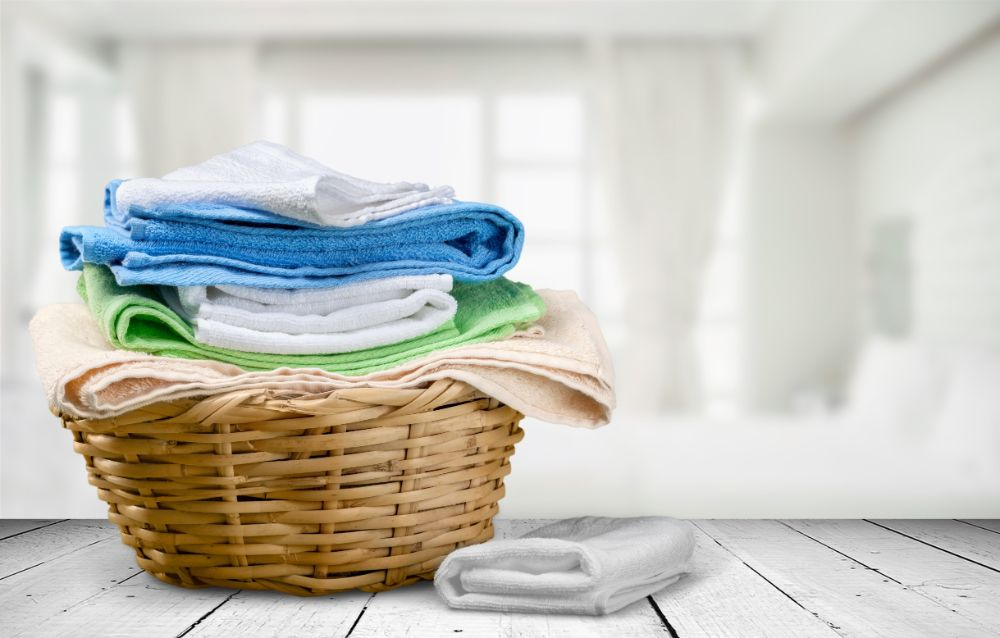 Level Up Laundry Time With Essential Oils