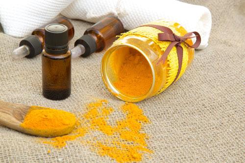 turmeric essential oils