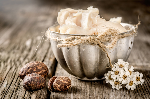 shea butter treatment for skin and acne