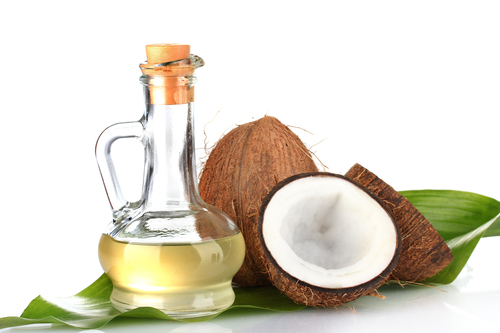 love coconut oil