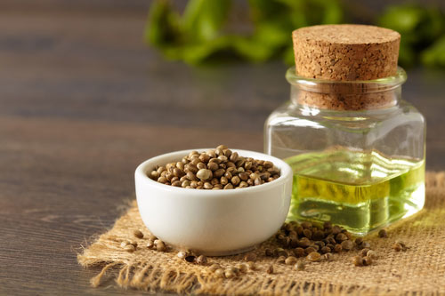 Ingredient Spotlight: Hempseed Oil