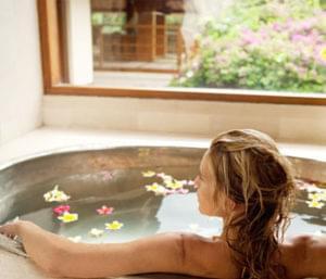 Using Essential Oils for Baths