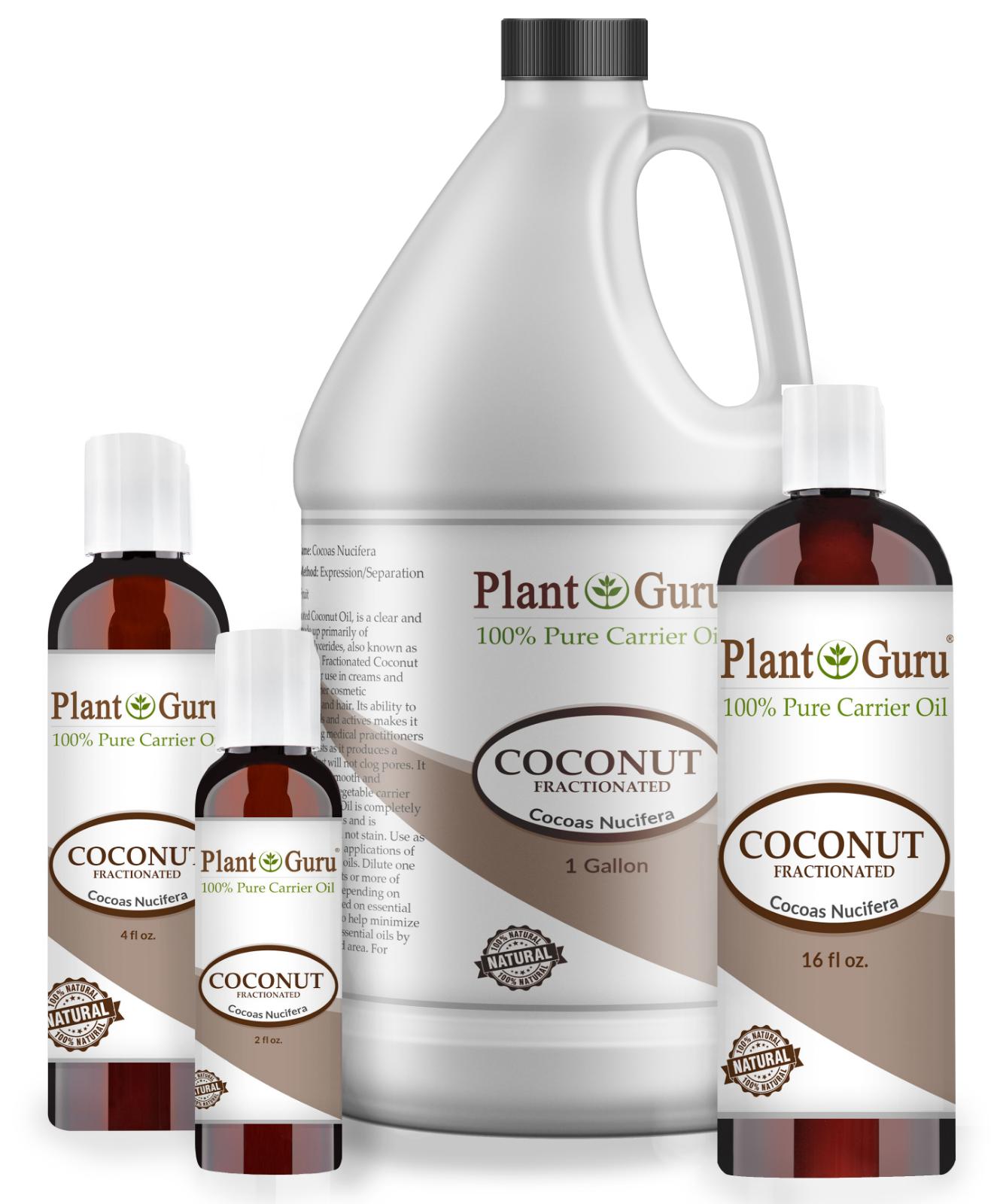 Plant Oils/Carrier Oils