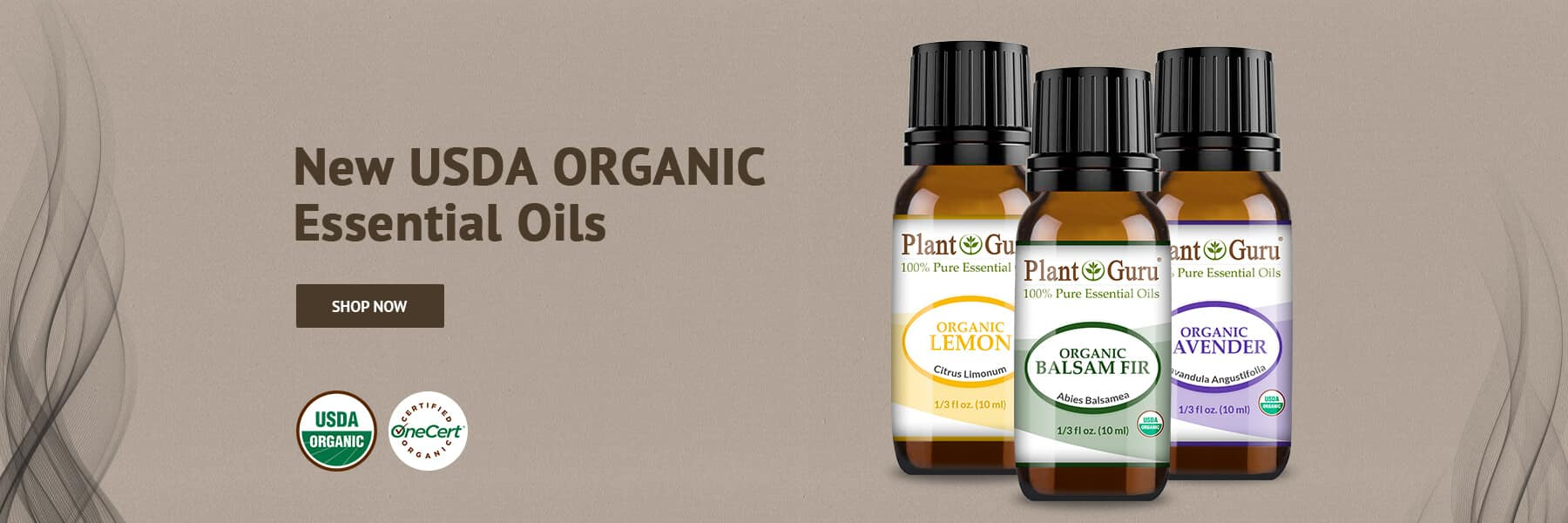 Best Natural Essential Oils & More | Plant Guru