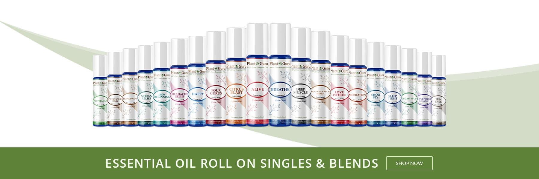 Esseential Oil Roll