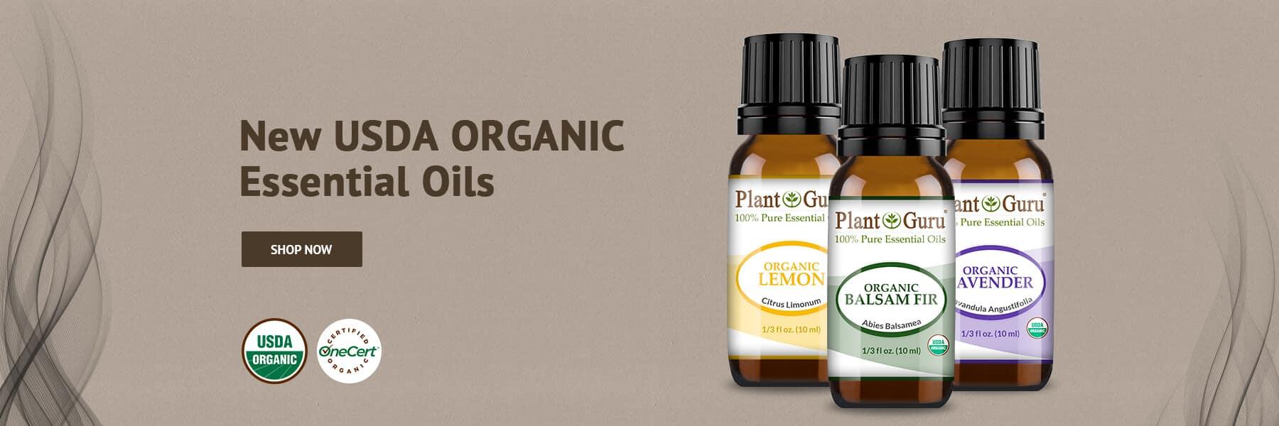 Organic Esseential Oils
